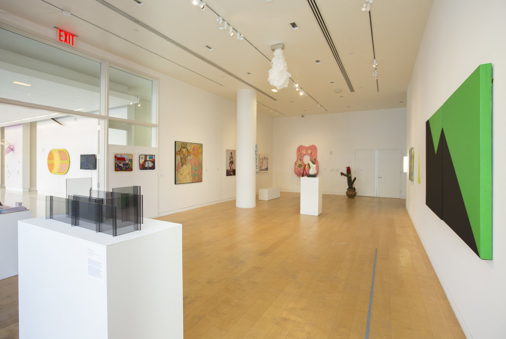 Queenie, installation view. Photo by Benjamin Ohene-Gyeni