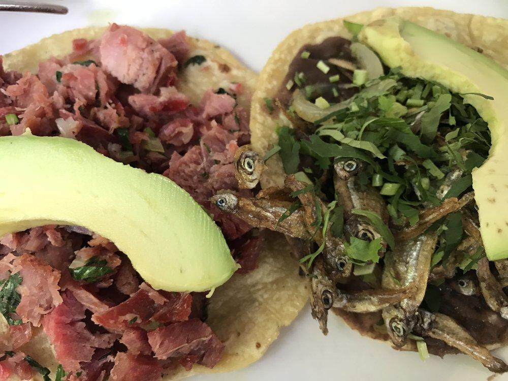 Entremar restaurant in Polanco, Mexico City
