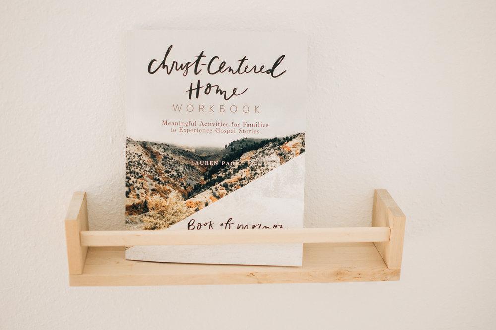 Get my Christ-centered Home Workbook -