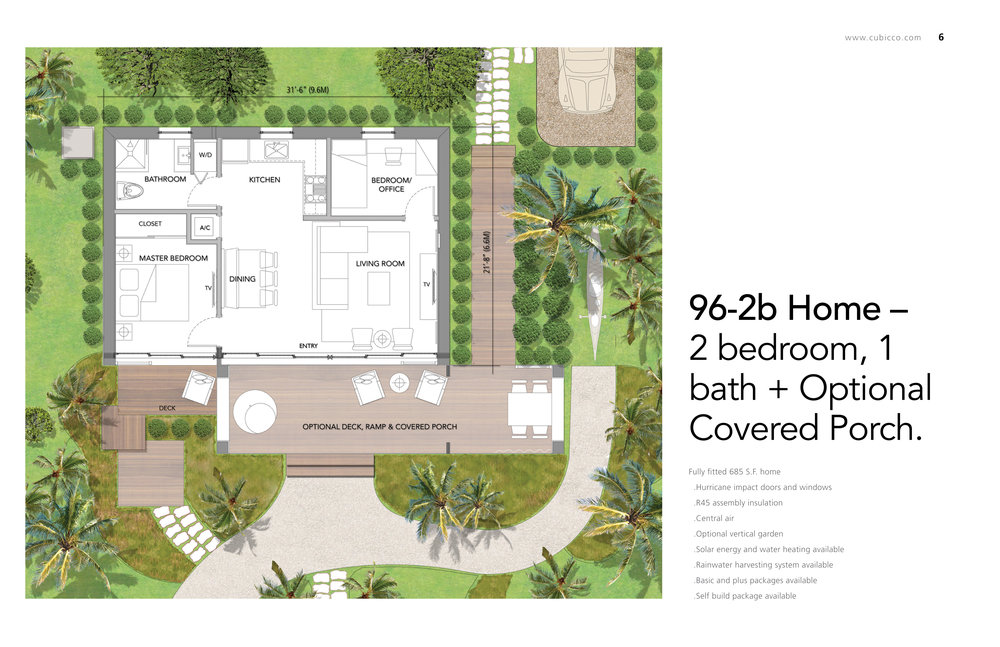 Classic Collection Floor Plans