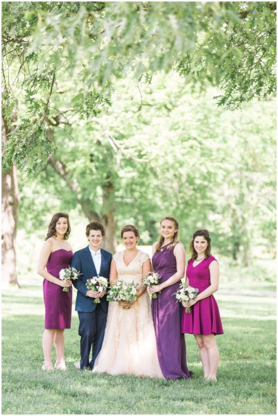 Vibrant Ravenswood Mansion Summer Wedding_0231