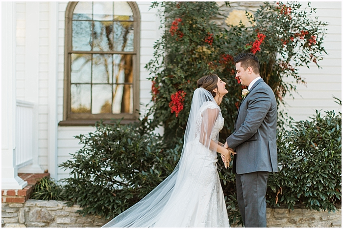 Classy Christmas Legacy Farms Wedding | Nashville Wedding Photographer_0031.jpg