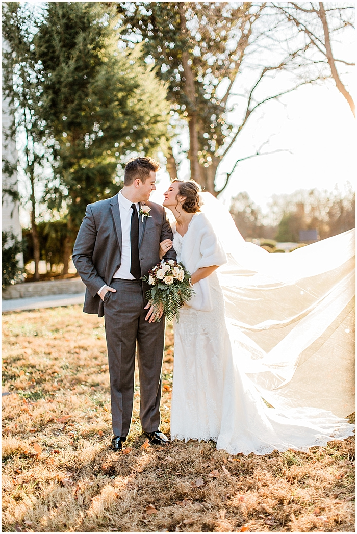 Classy Christmas Legacy Farms Wedding | Nashville Wedding Photographer_0049.jpg