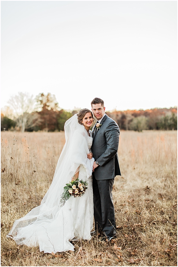 Classy Christmas Legacy Farms Wedding | Nashville Wedding Photographer_0053.jpg
