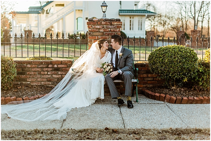 Classy Christmas Legacy Farms Wedding | Nashville Wedding Photographer_0095.jpg