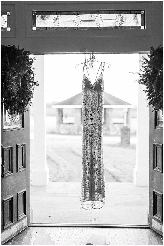 Gorgeous Winter Wedding Dress, Nashville Wedding Photography