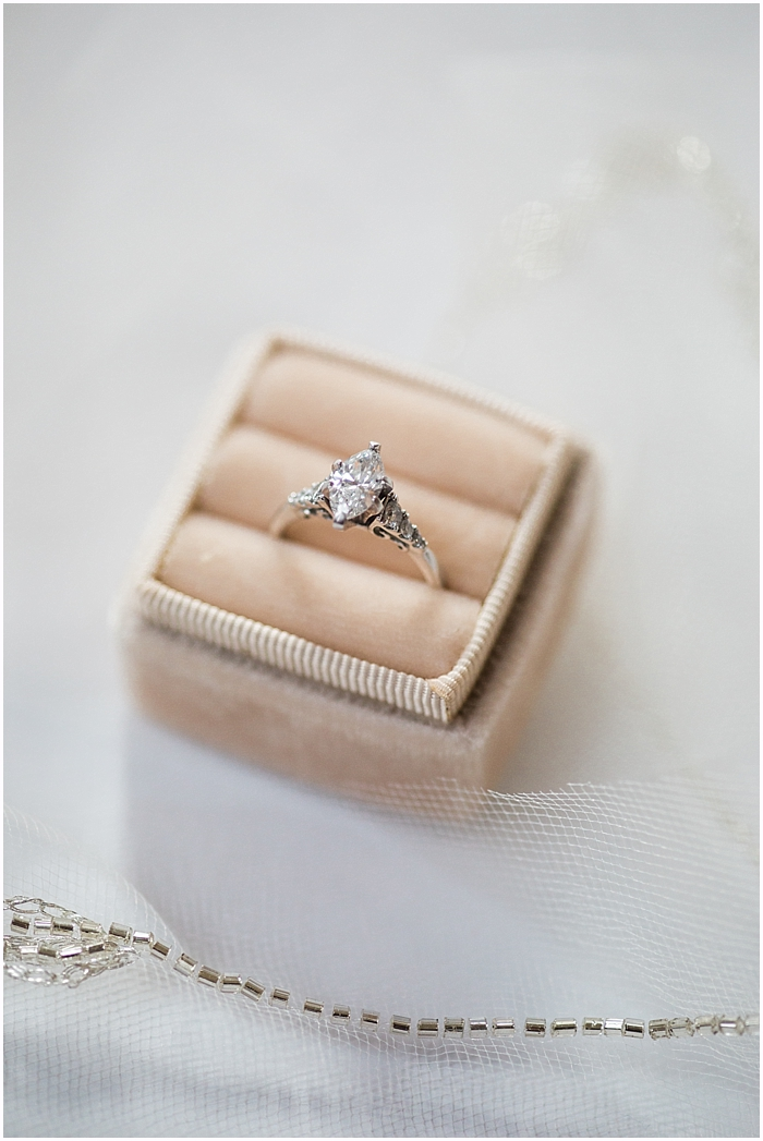 Antique Wedding Ring Details Battle Mountain Farms