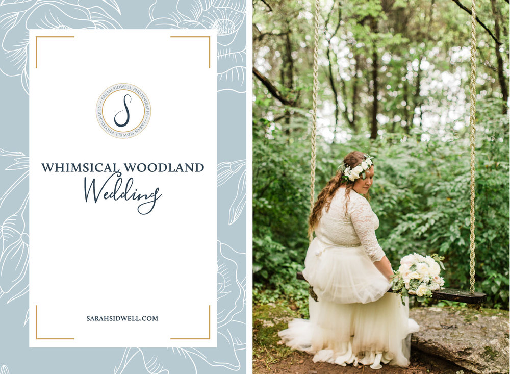 This Whimsical Woodland Wedding in Nashville Tennessee will inspire all your fairytale wooded wedding dreams.jpg