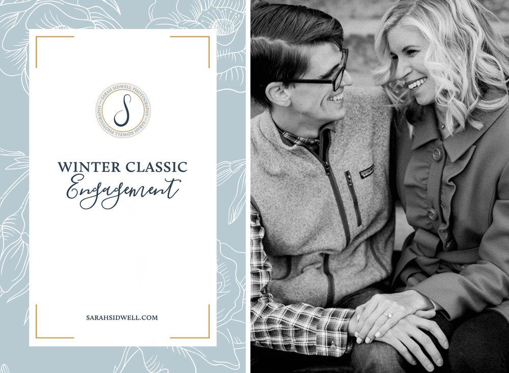 Nashville bride and groom plan their winter engagement photo session with top Franklin Tennessee Photographer at Vanderbilt Universtiy.jpg