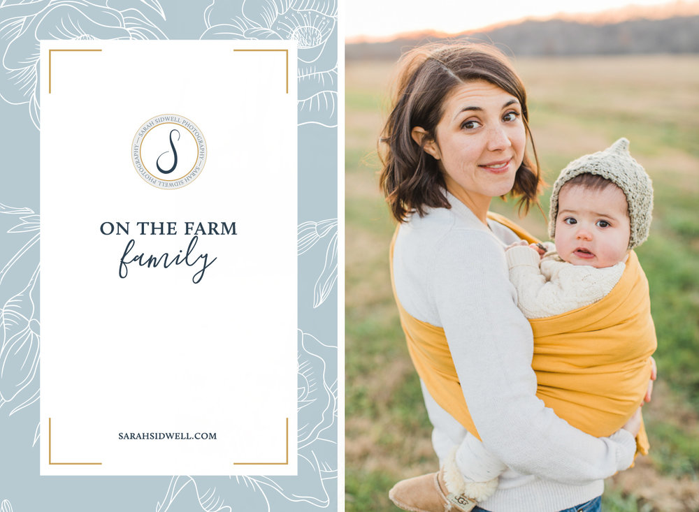 Nashville family has best franklin tennessee photographer to their farm to photograph their 6 month baby in the fall.jpg