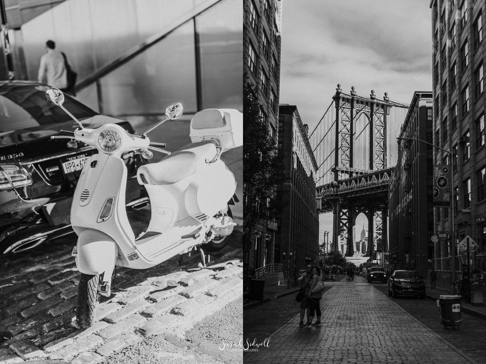A photographer captures a beautiful bridge.  | Sarah Sidwell Photography | Nashville Engagement Photographer