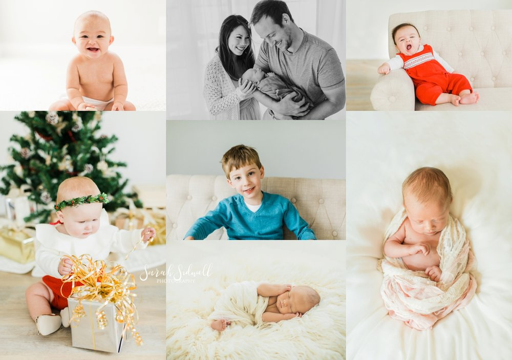 Best of 2017 | Baby Love | Sarah Sidwell Photography