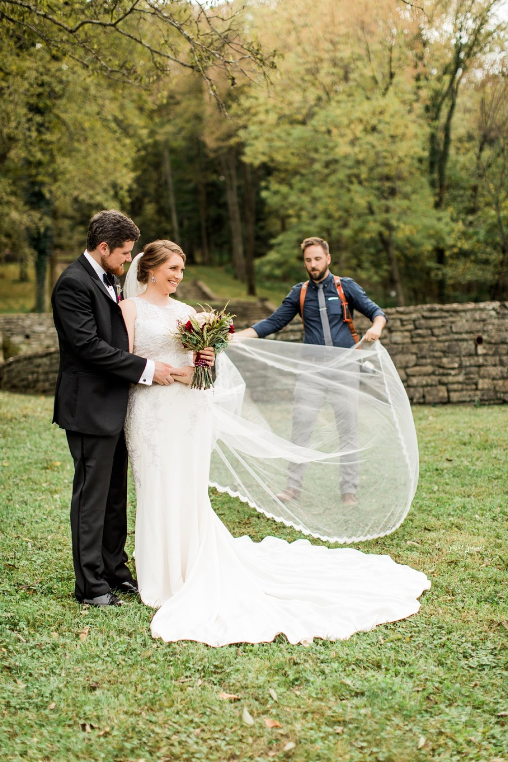 Wedding photography by Sarah Sidwell Photography.