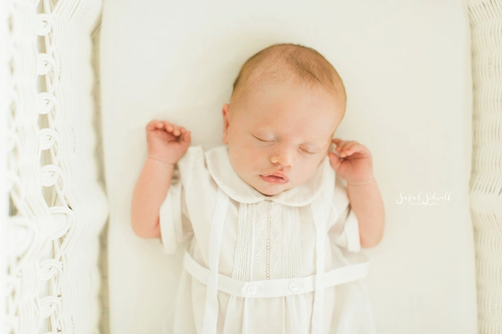 Newborn Twin Session | Sarah Sidwell Photography