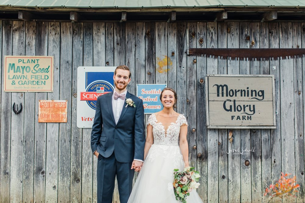 Morning Glory Farm | Sarah Sidwell Photography