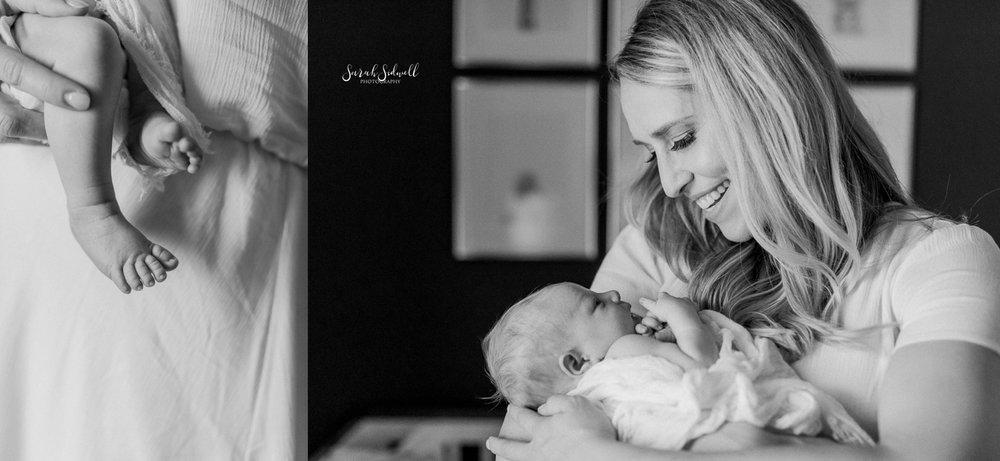Newborn Family Photos | Sarah Sidwell Photography