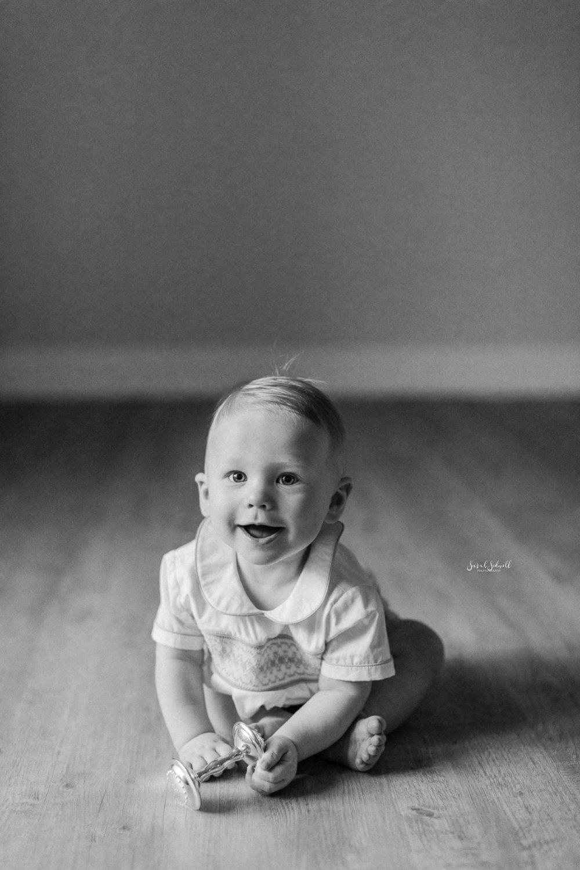 Half Birthday Session | Sarah Sidwell Photography