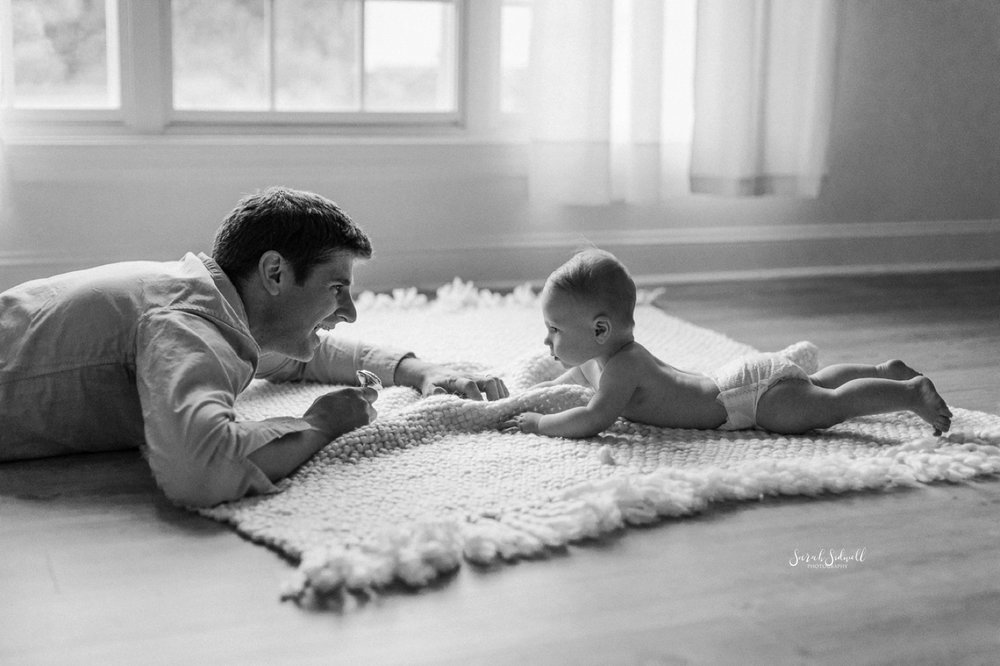 Half Birthday Session | Sarah Sidwell Photography