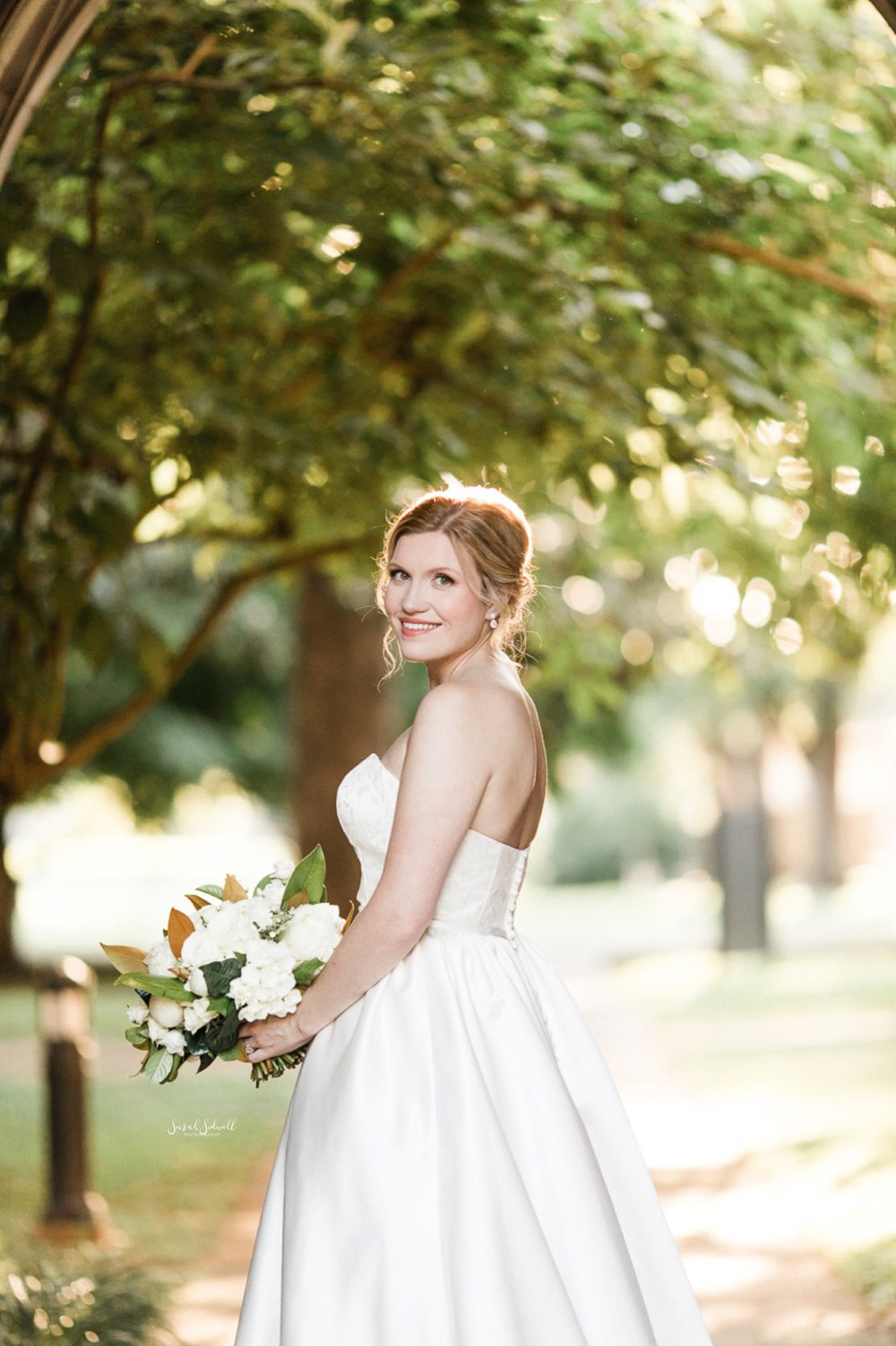 Bridal Photographs In Nashville | Sarah Sidwell Photography