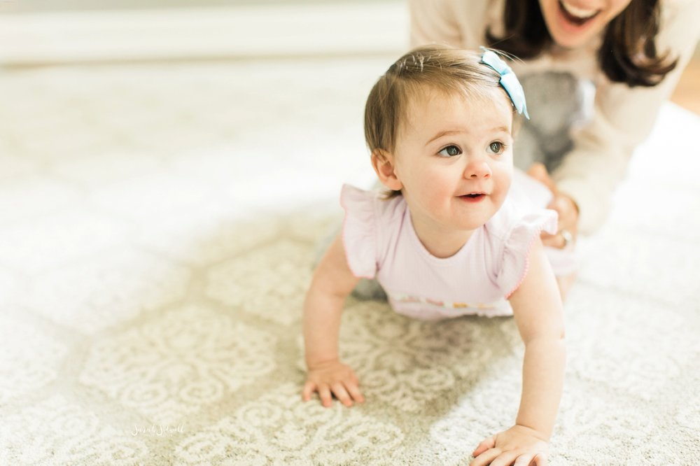 First Birthday Session | Sarah Sidwell Photography