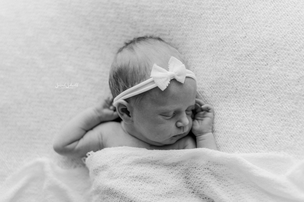 Natural Newborn Session | Nashville Photographer