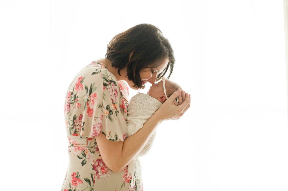 Professional Newborn Pictures In Nashville
