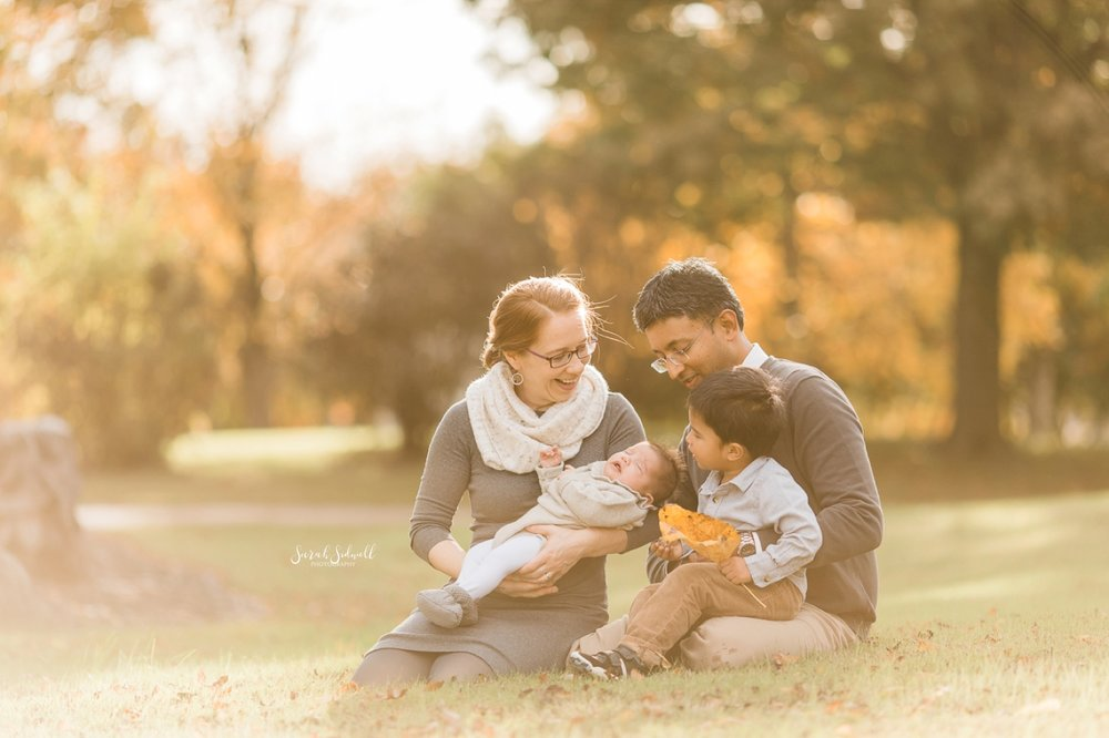 Family Session In The Park | Sarah Sidwell