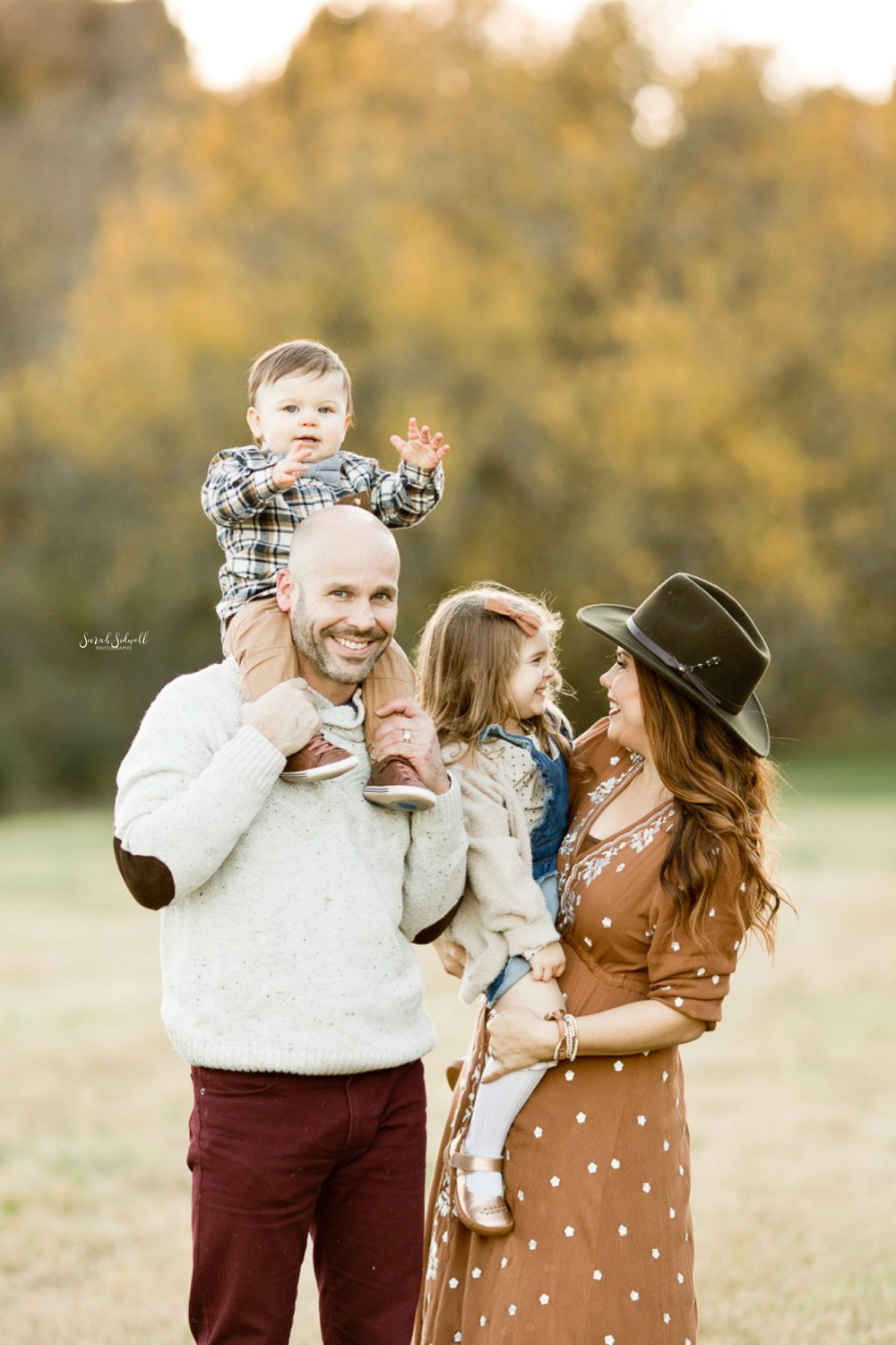 Fall Session Sneak Peek | Sarah Sidwell Photography