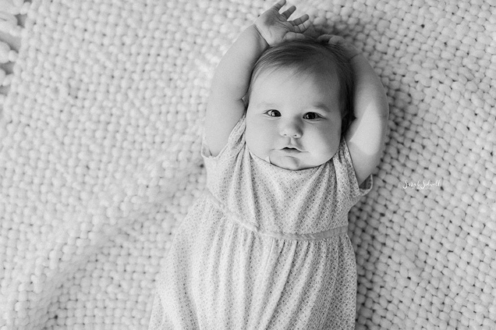 Sitter Session Glimpse | Sarah Sidwell Photography