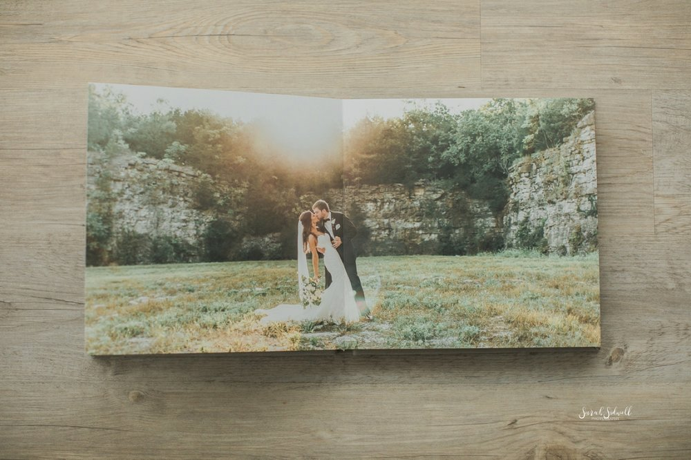 Greystone Quarry Wedding | Sarah Sidwell Photography