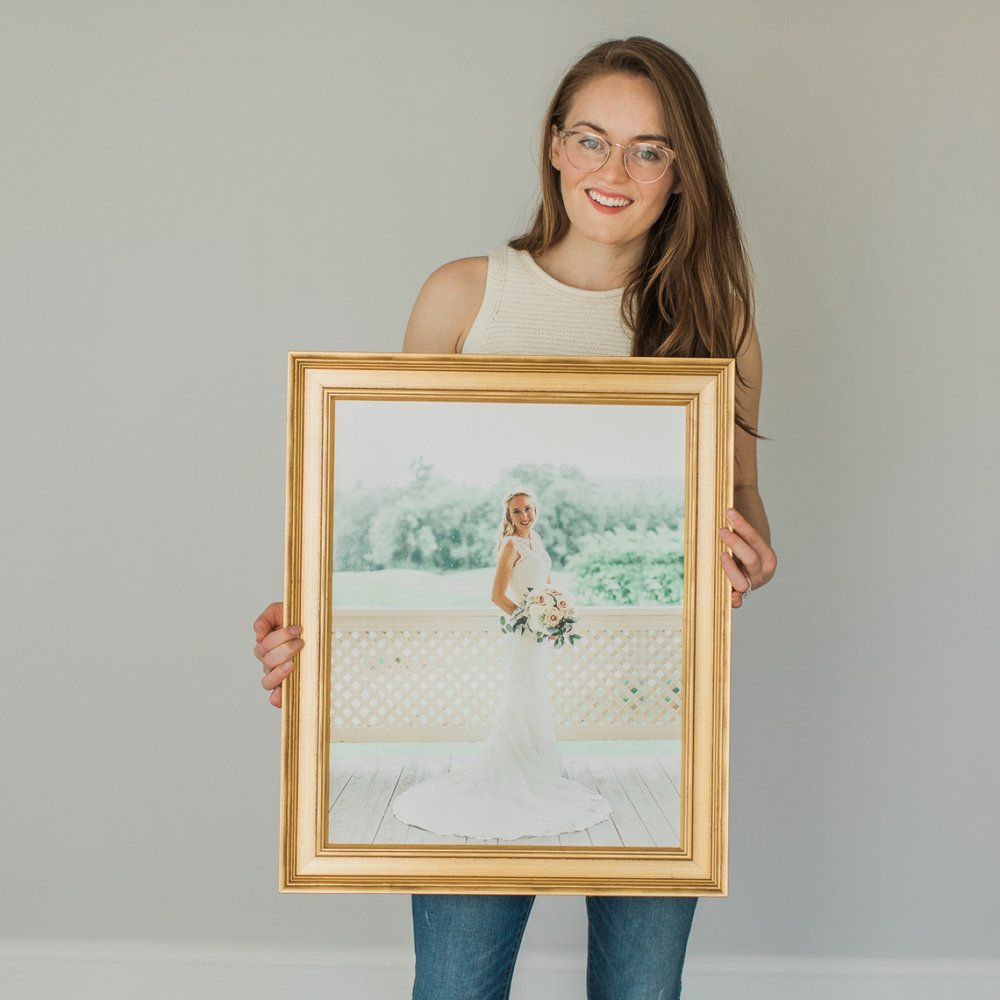 Framed Photographs