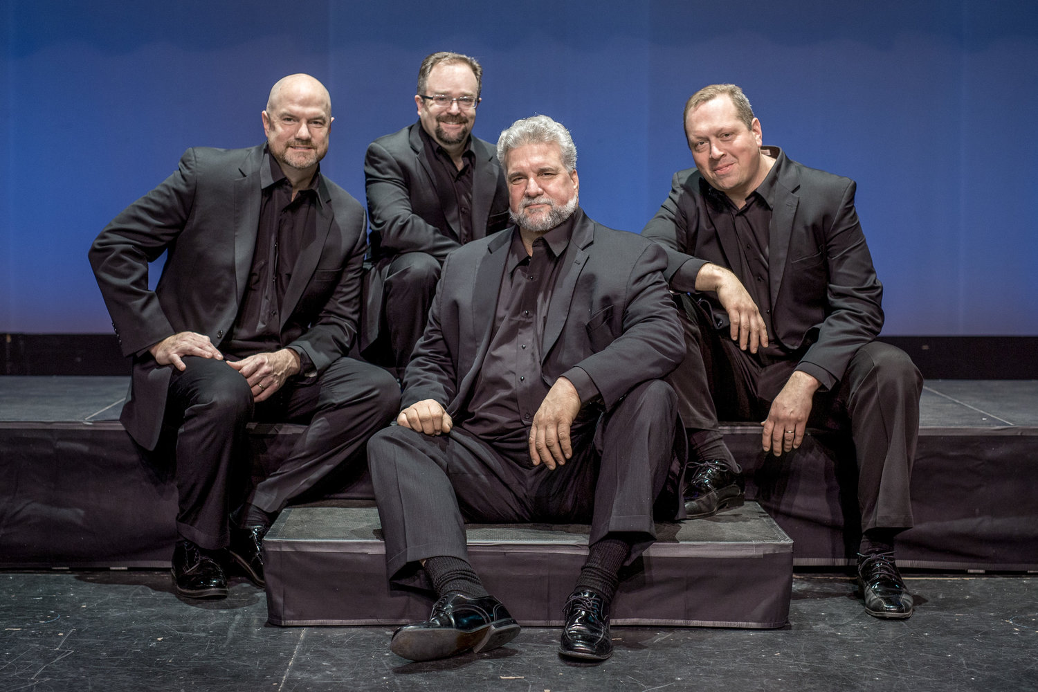 Three Men and a Tenor- Voted Michigan's Best Entertainment
