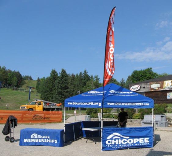 Chicopee Tent