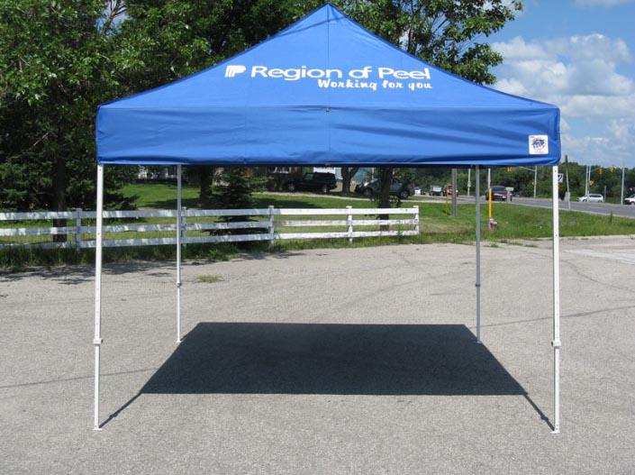 Region of Peel Tent