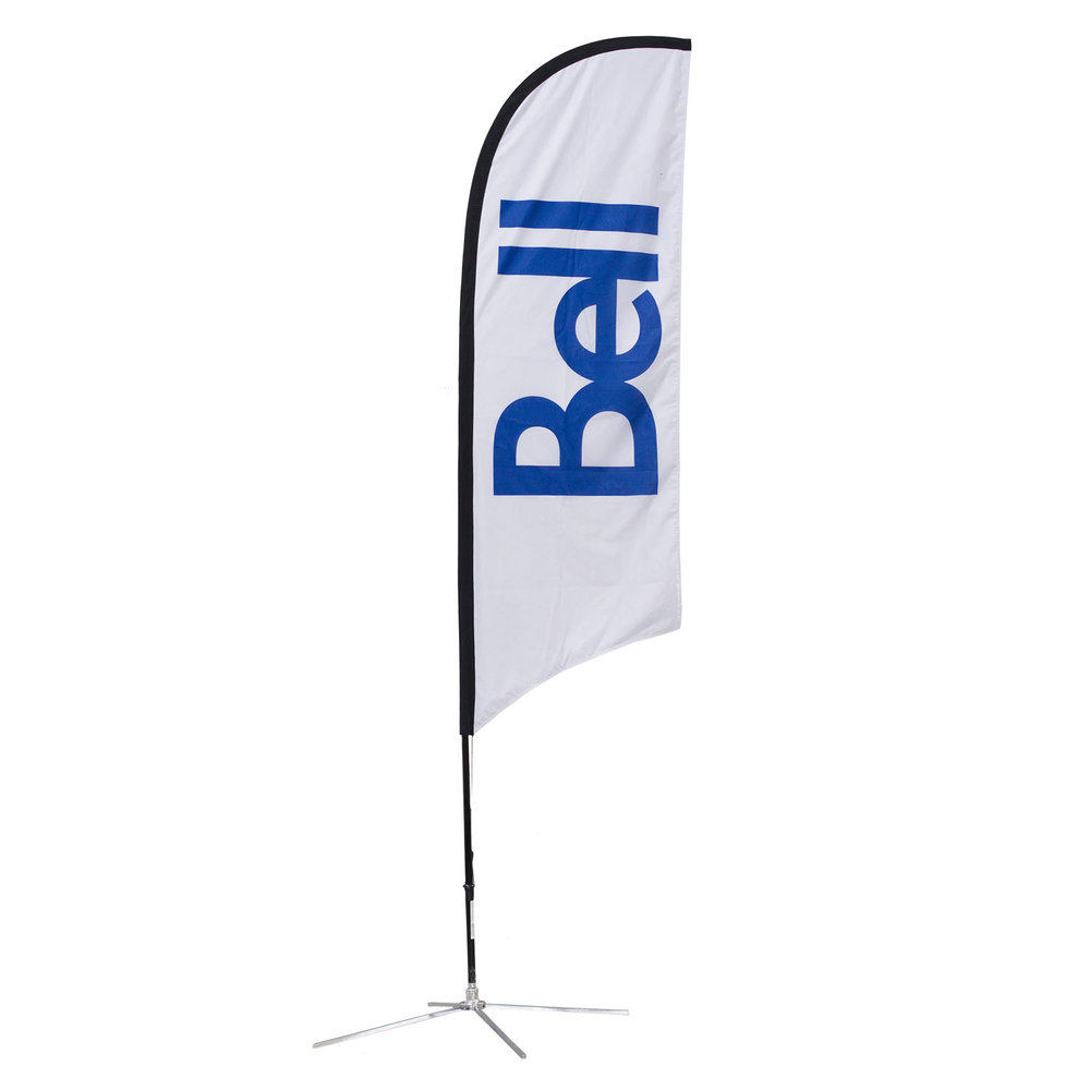 Bell Soft Signs Custom Flags