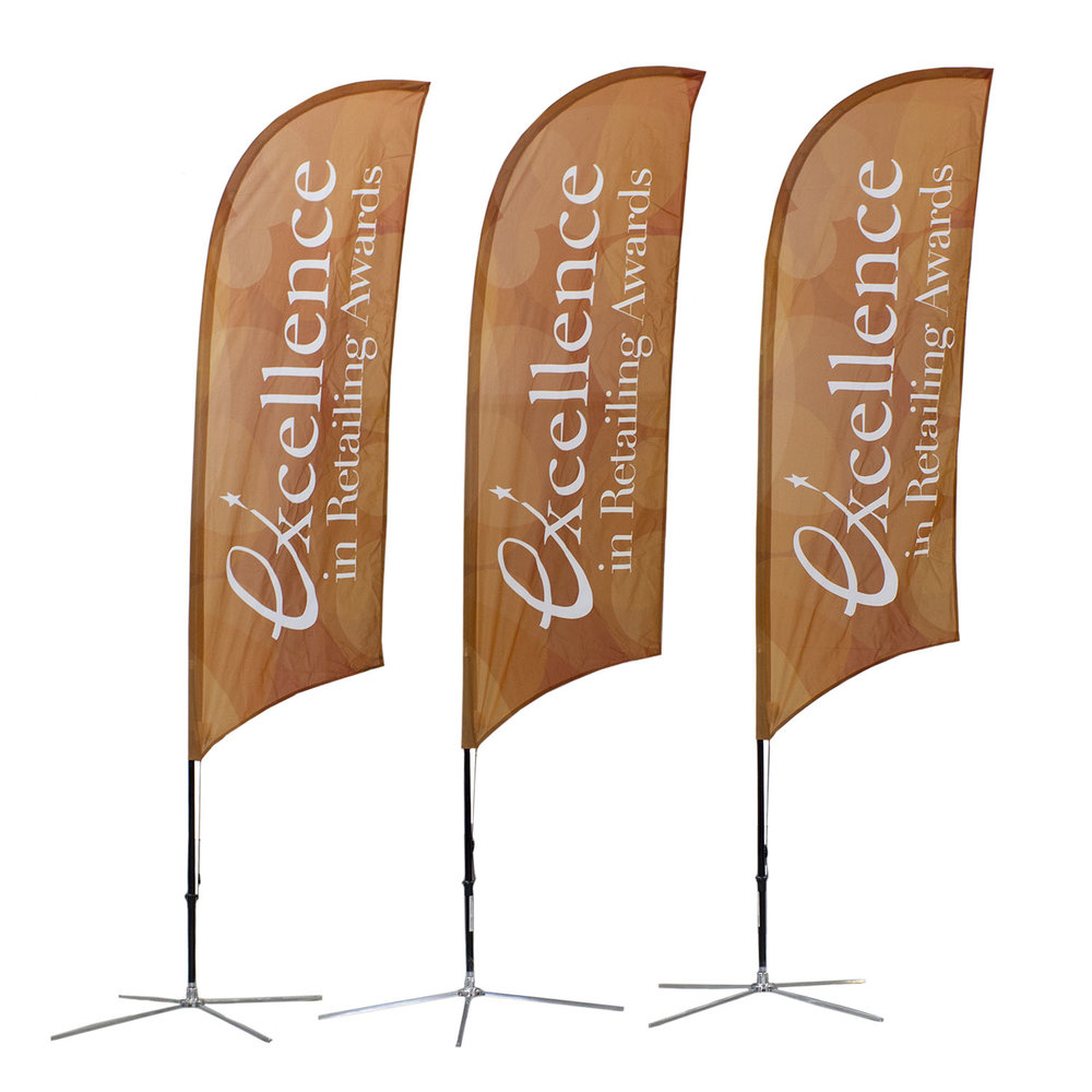 Soft Signs Custom Flags