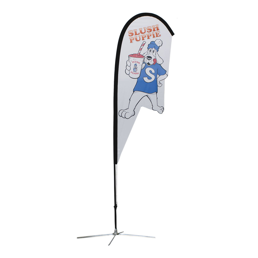 Slush Puppie Soft Signs Custom Flags