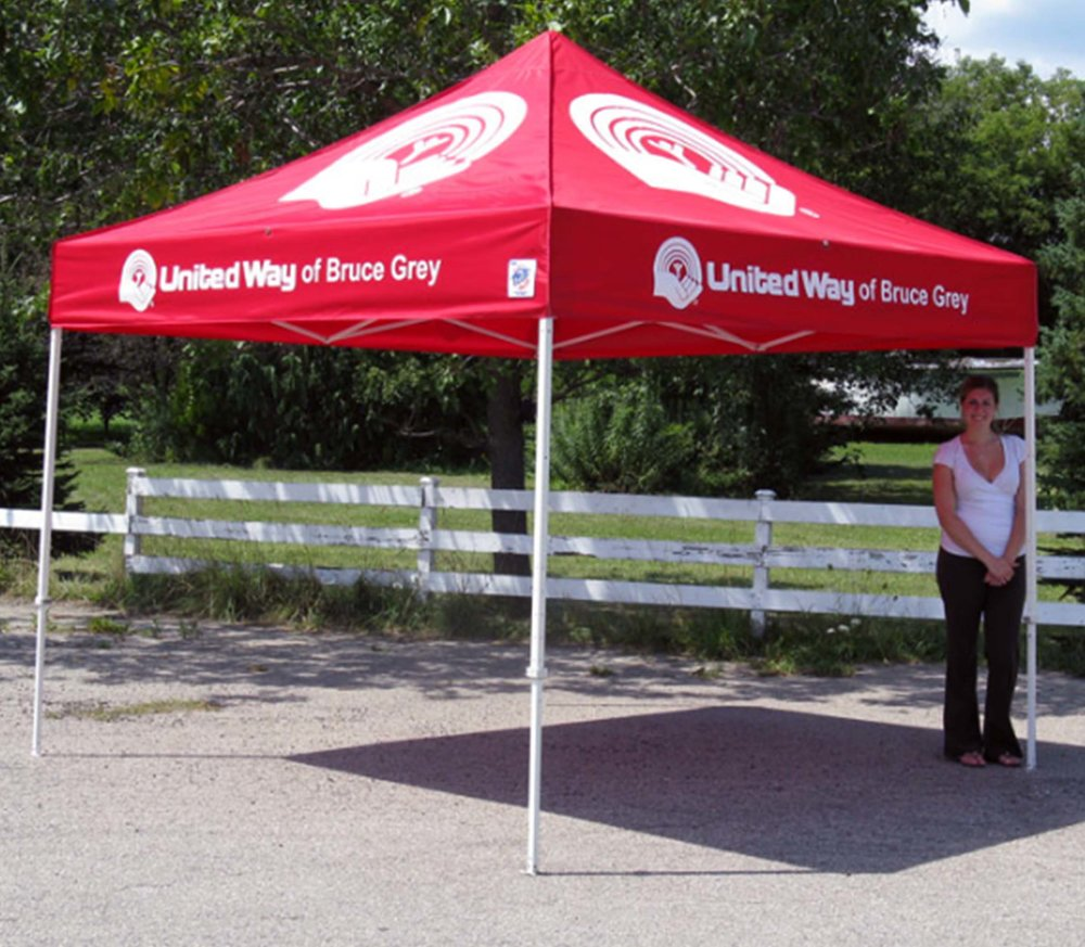 United Way Tent