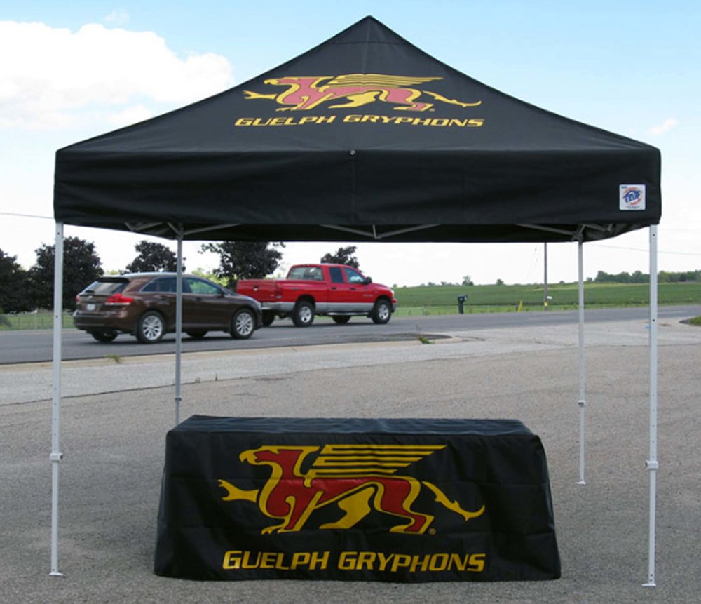 Guelph Gryphones Tent