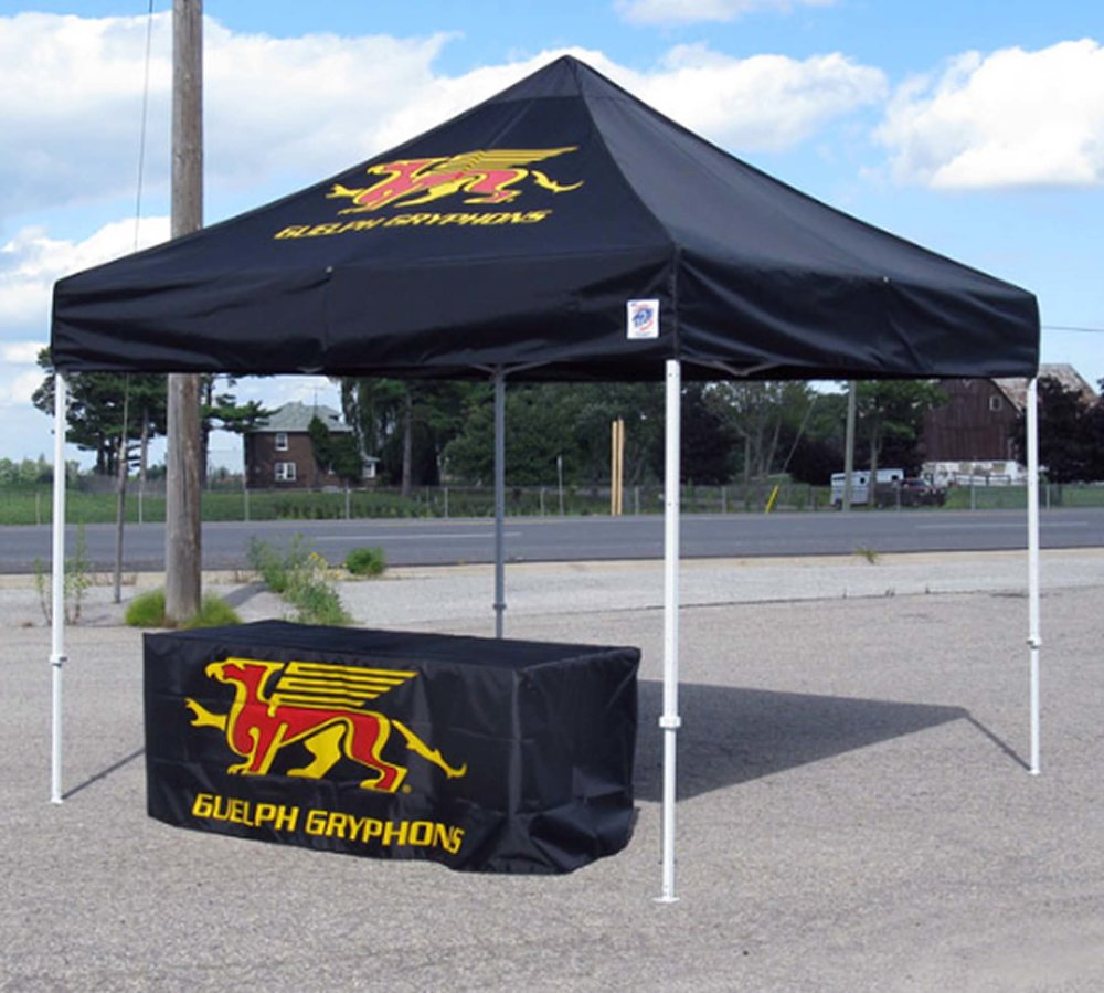 Guelph Gryphons Tent