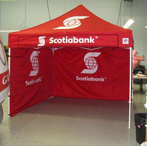 Scotiabank Tent