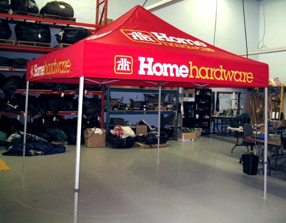 Homehardware Tent