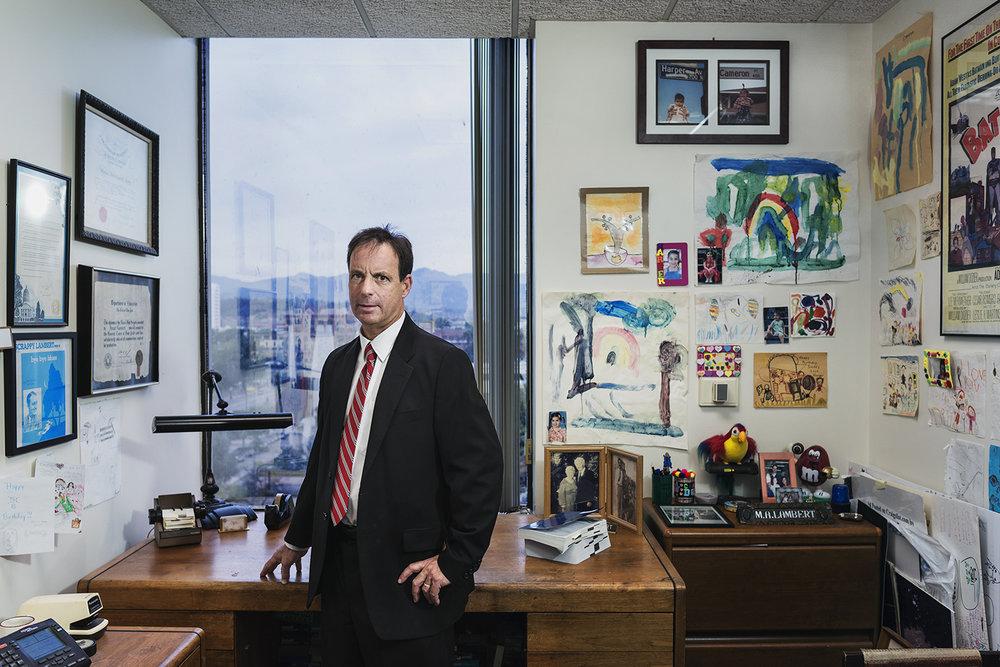 Mark Lambert, Deputy Attorney