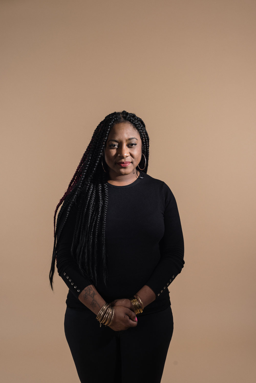 Alicia Garza, Black Lives Matter Co-founder