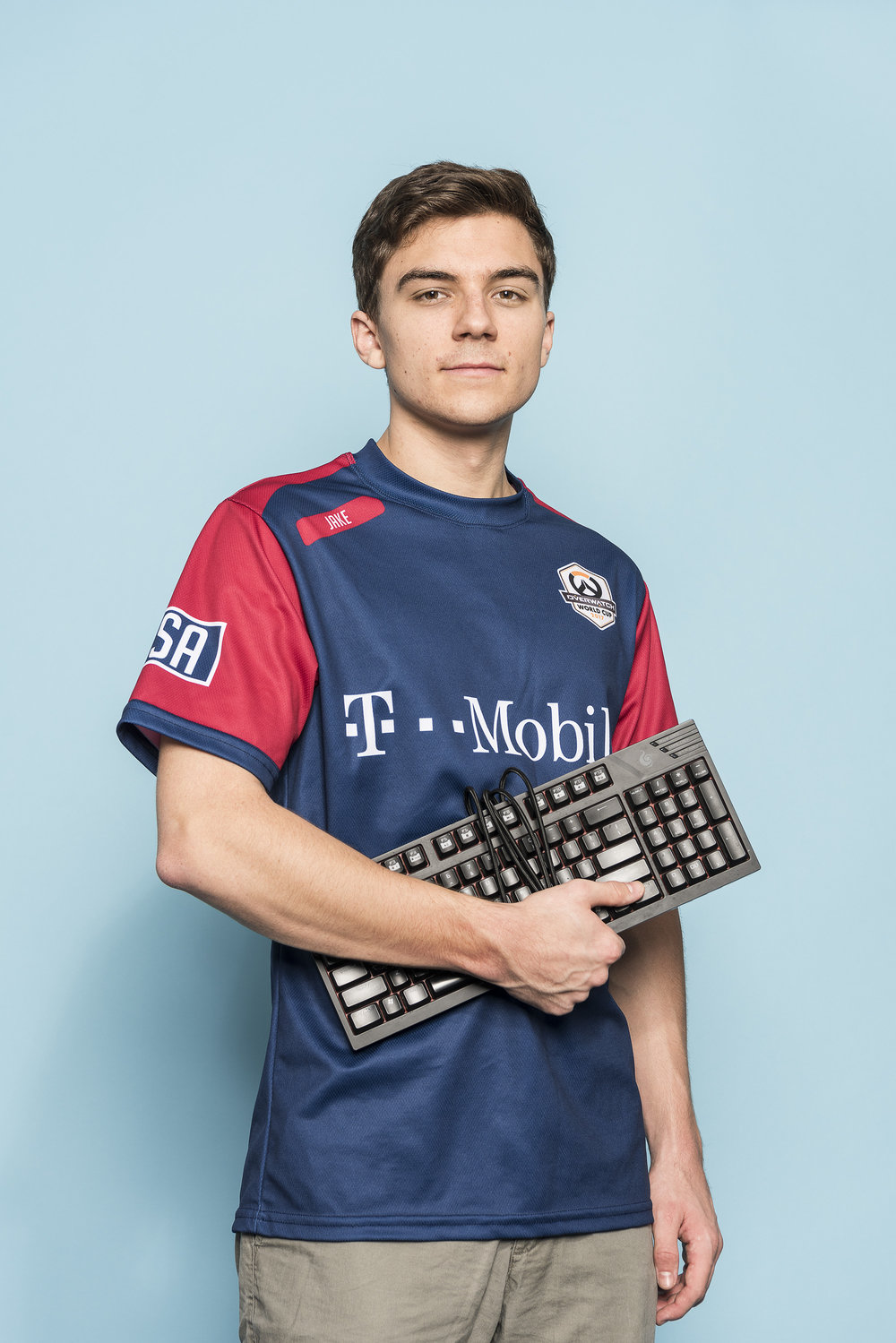 Professional Gamer for WIRED Magazine.
