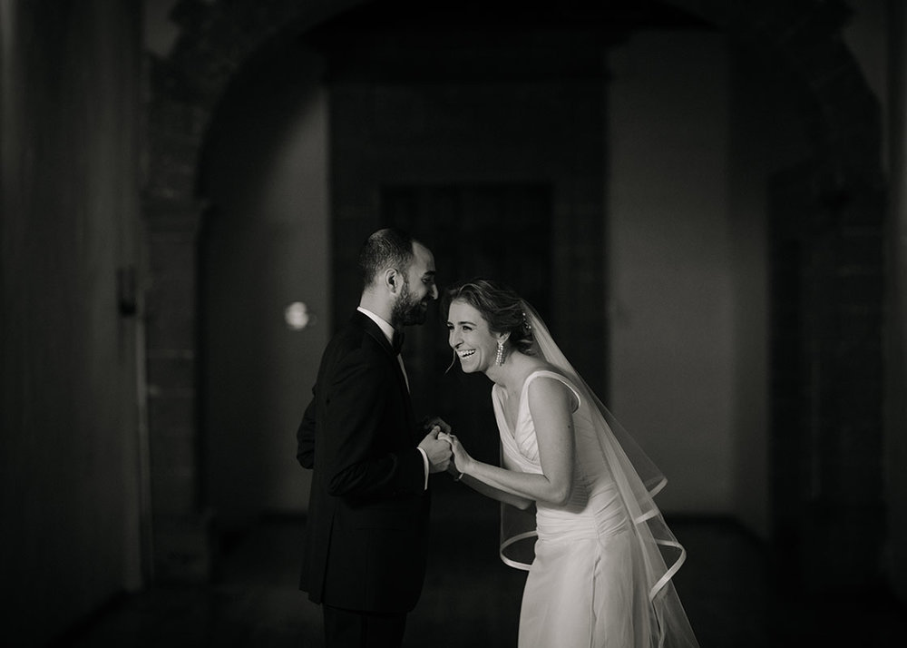 Wedding in Stunning Ex-Convent - Mexico City