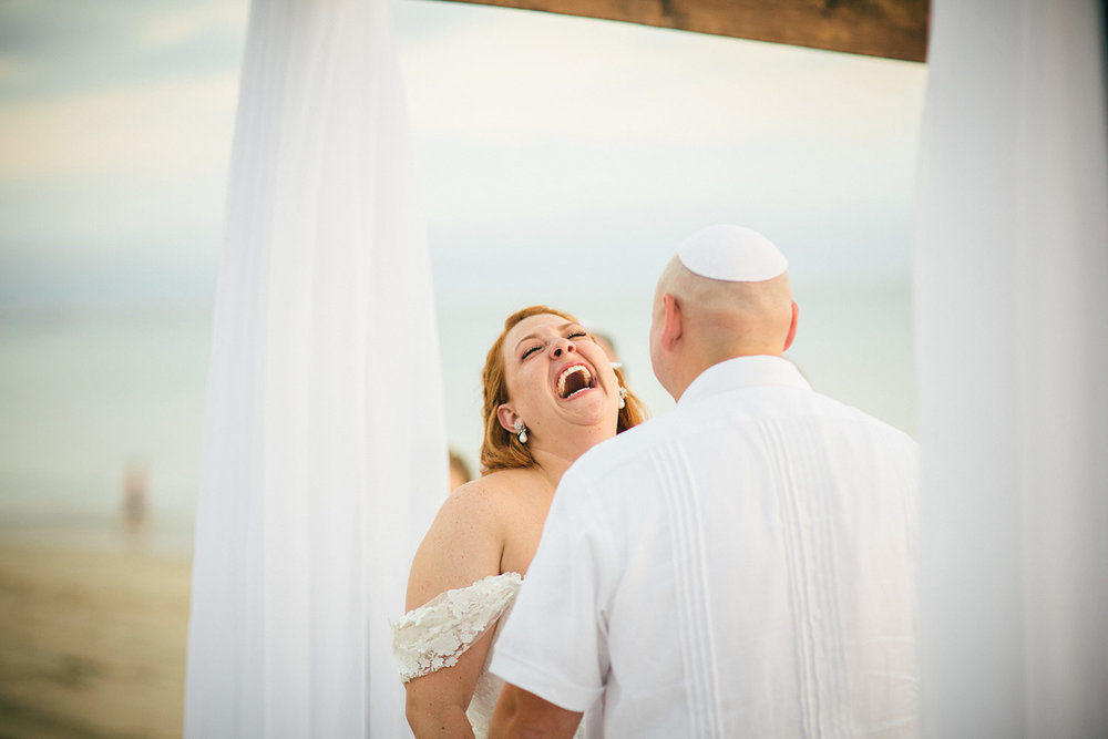 Beach Wedding full of Tears and Laughter - Puerto Vallarta, Mexico