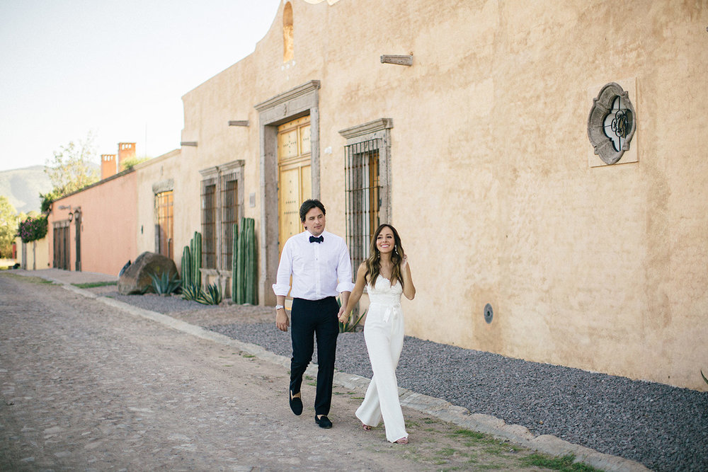 Photographs to Celebrate Ten Years of Marriage - San Miguel de Allende, Mexico