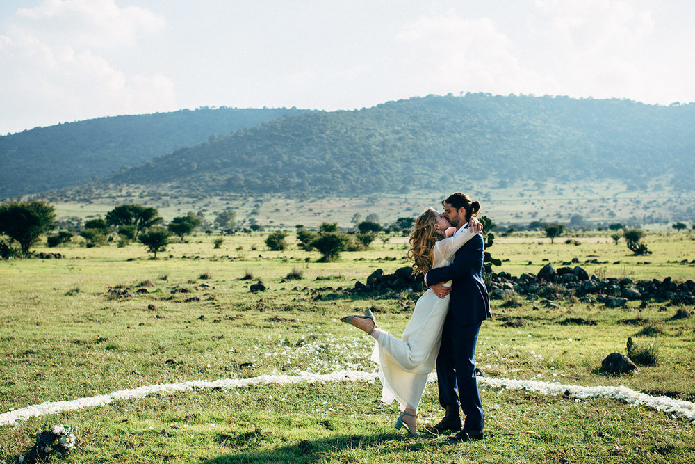 Stunning Rancho Wedding on the Mexican Plains - Hidalgo, Mexico