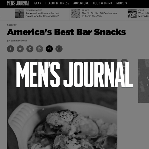 MEN'S JOURNAL, 5.20.16